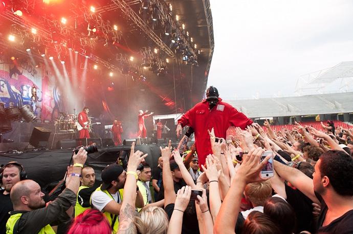 Slipknot, Soundwave Festival Sydney