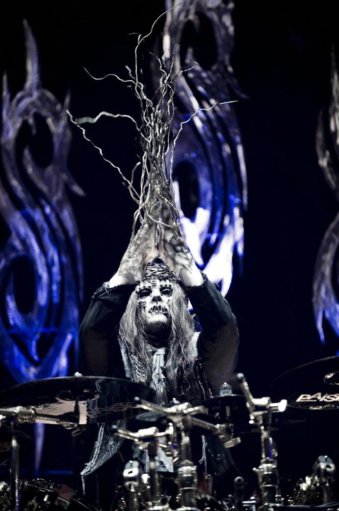Joey Jordison of Slipknot