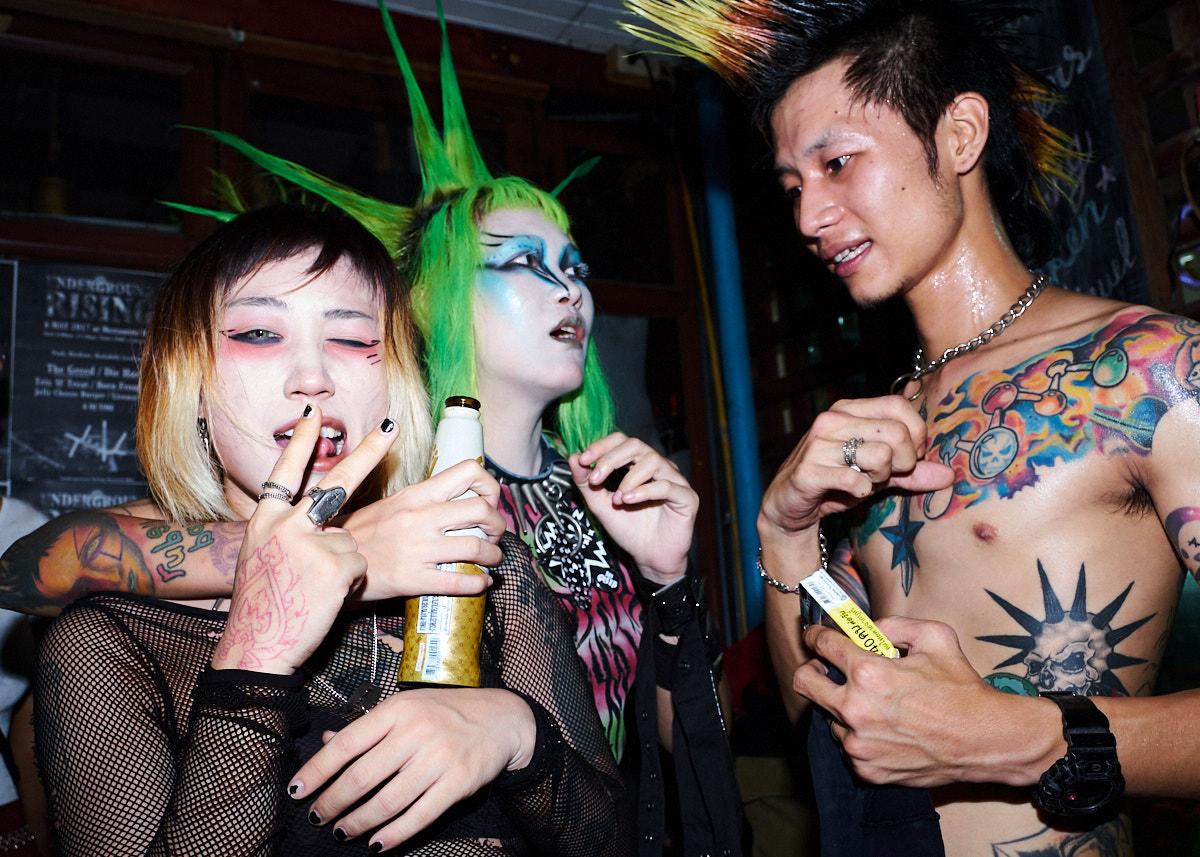 Punk in Asia