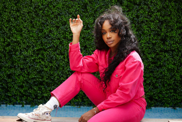 SZA for The New York Times
