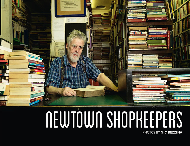Book - Newtown Shopkeepers