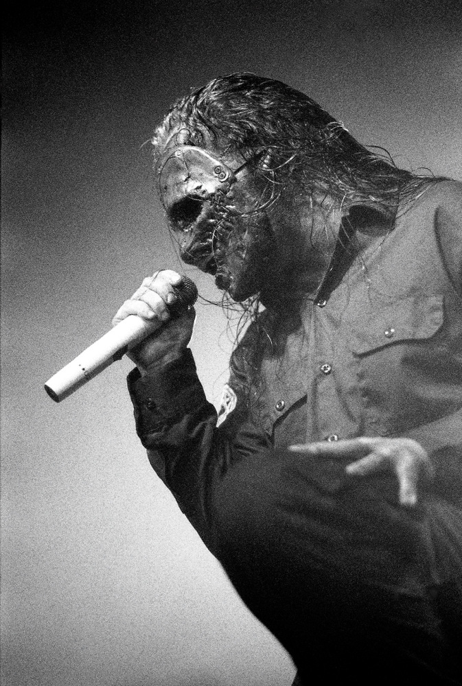 Corey Taylor of Slipknot